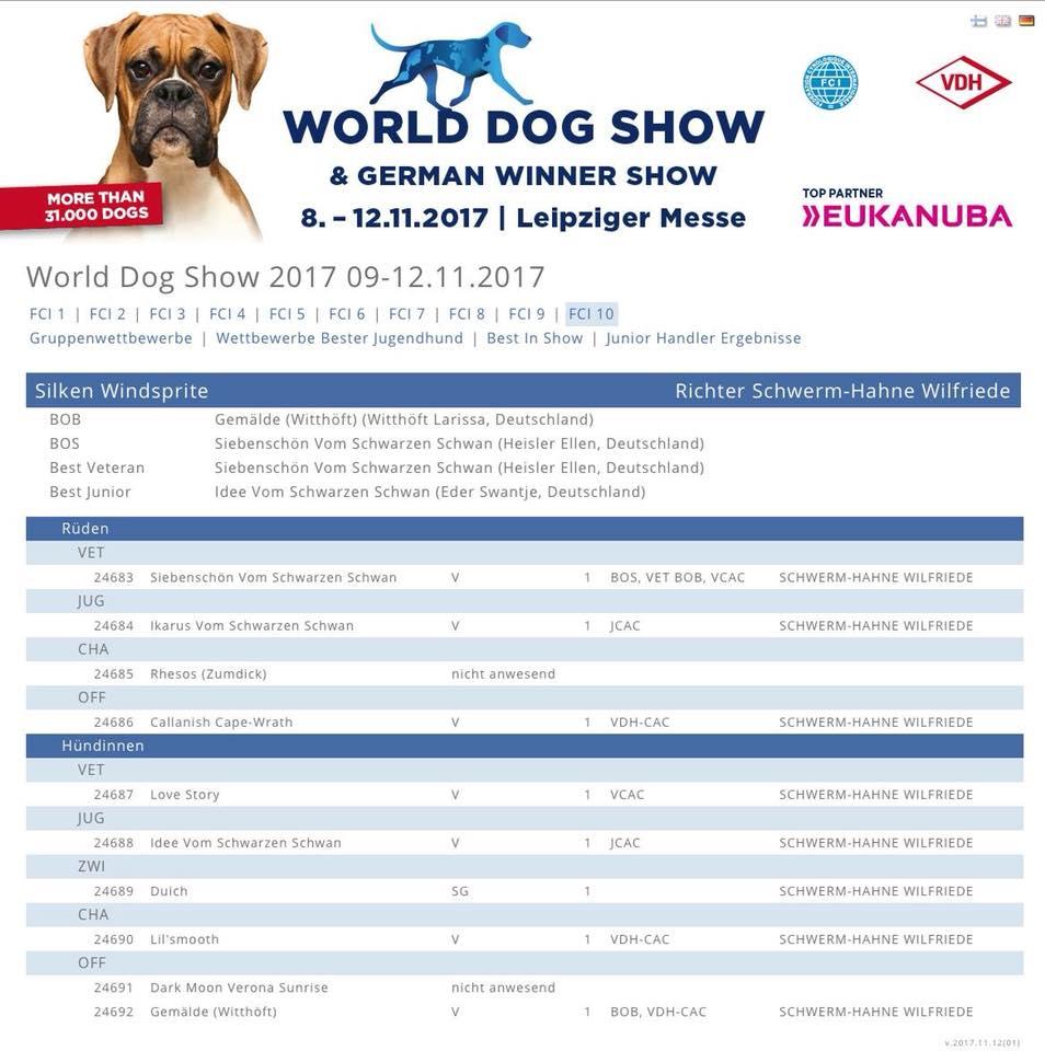 Leipzig World Dog Show